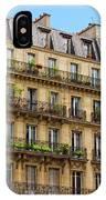 Fascination Paris IPhone Case
