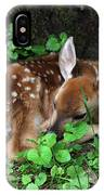Fawn 2292 IPhone Case