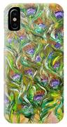 Feather Luster IPhone Case