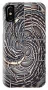 Feather Swirl IPhone Case