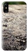 Fell By The Mighty Bark Beetle IPhone Case