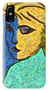 Feminine Kaleidoscope IPhone Case