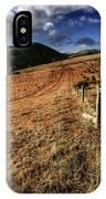 Fencelines IPhone Case