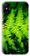 Fern II IPhone Case