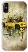 Ferrari Dino 246 Gts IPhone Case