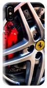 Ferrari Shoes IPhone Case