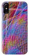 Ferris Tracings 630 IPhone Case