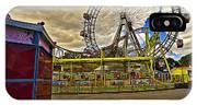 Ferris Wheel - Vienna IPhone Case