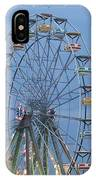Ferris Wheel At Virginia Beach IPhone Case