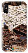 Fez Tannery IPhone Case