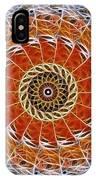 Fiber Eye IPhone Case