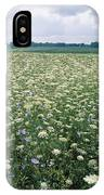 Field Of Wildflowers, Montezuma IPhone Case