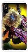 Fierce Bumblebee IPhone Case
