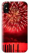 Fiery Fourth IPhone Case