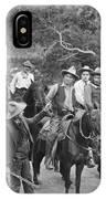 Film: Sunset Jones, 1921 IPhone Case