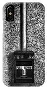 Fire Arm Pull Down IPhone Case