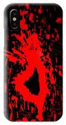 Fire Dance IPhone Case