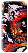 Fire Fish Four And A Half IPhone Case