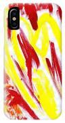 Fire Runner IPhone Case