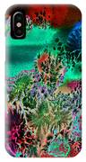Fire Storm Abstract IPhone Case