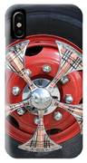 Fire Truck Spinners IPhone Case