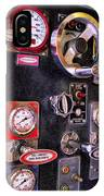 Fireman - Discharge Panel IPhone Case