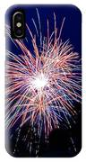 Fireworks 1 IPhone Case