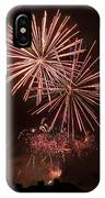 Fireworks 4 IPhone Case