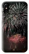 Fireworks 6 IPhone Case