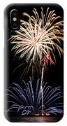 Fireworks  Abound IPhone Case