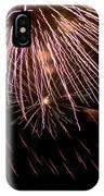 Fireworks Fun 14 IPhone Case