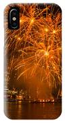 Fireworks London IPhone Case