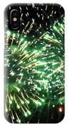 Fireworks Number 4 IPhone Case