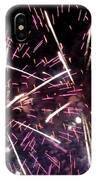 Fireworks Number 5 IPhone Case