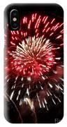 Fireworks Number 6 IPhone Case