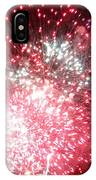 Fireworks Number 7 IPhone Case