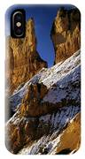 First Snow At Bryce Canyon IPhone Case
