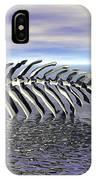 Fish Bones IPhone Case