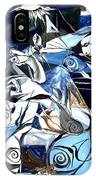 Fish Guernica IPhone Case