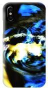 Fish Or Swirl IPhone Case