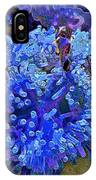 Fishie And The Sea Anemone IPhone Case