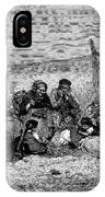 Fishing Boat, 1882 IPhone Case