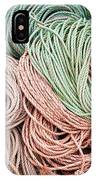 Fishing Lines IPhone Case