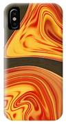 Flaming River IPhone Case