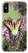 Flitter - Butterfly - Swallowtail IPhone Case