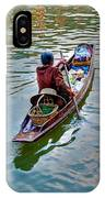 Floating Market IPhone Case
