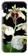 Flock Of Dendrobium IPhone Case