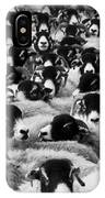 Flock Of Sheep IPhone Case