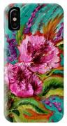 Flora Latino IPhone Case