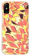 Floral Abstraction 18 IPhone Case